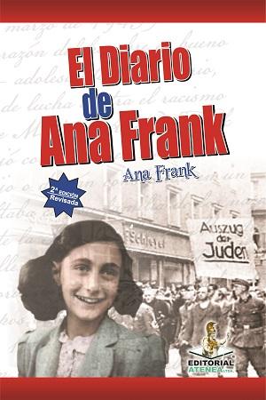 El Diario De Ana Frank Ana Frank Editorial Atenea